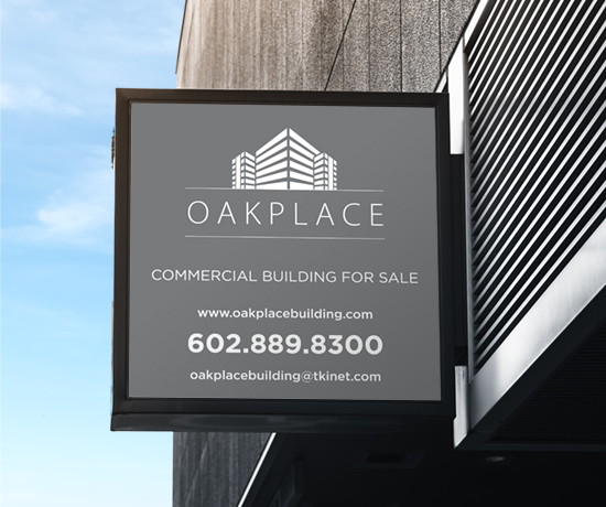 Oakplace Sign
