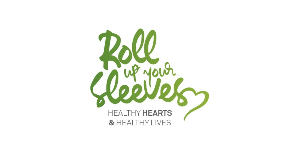 Roll Up Your Sleeves Logo